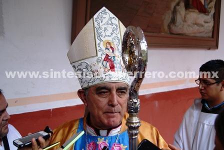 Obispo Rangel: Sotana no es sinónimo de impunidad