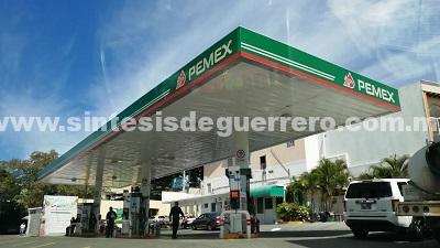 Preocupa desabasto de gasolina en Chilpancingo; podría agudizarse a crisis