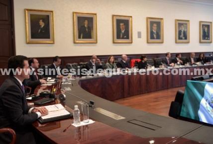 Peña pide a gabinete respetar la ley en proceso electoral
