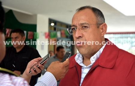 Huicochea: Denunciará el PRI a Gerardo Fernández Noroña, candidato Por actividades ilícitas de Morena