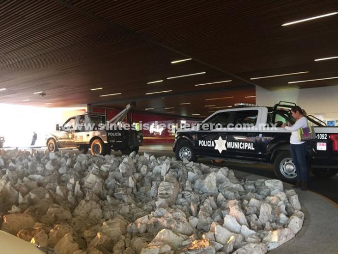 Se registra balacera en plaza Antea de Querétaro