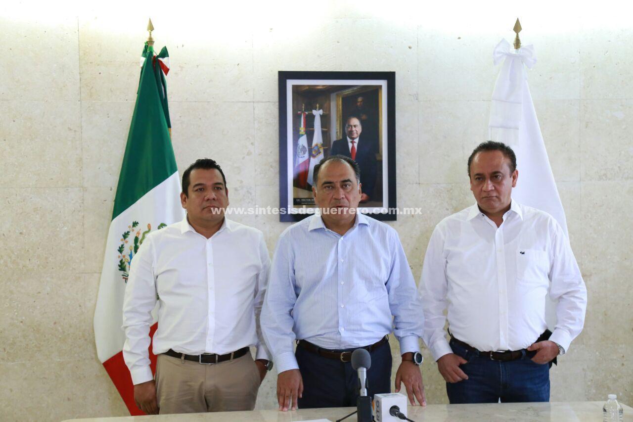 Nombra el Gobernador Héctor Astudillo a Jesús Zamora encargado de despacho en la dirección de transporte