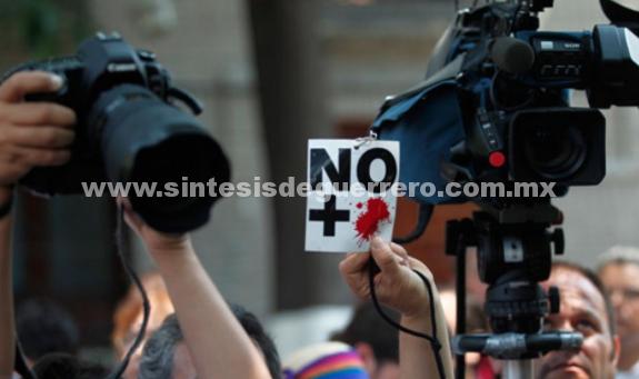 Crisis de inseguridad afecta libertad de expresión en México: CIDH