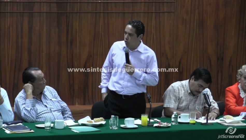 (Video) Reconoce Comunidad Politécnica de Acapulco las obras del gobierno de Evodio