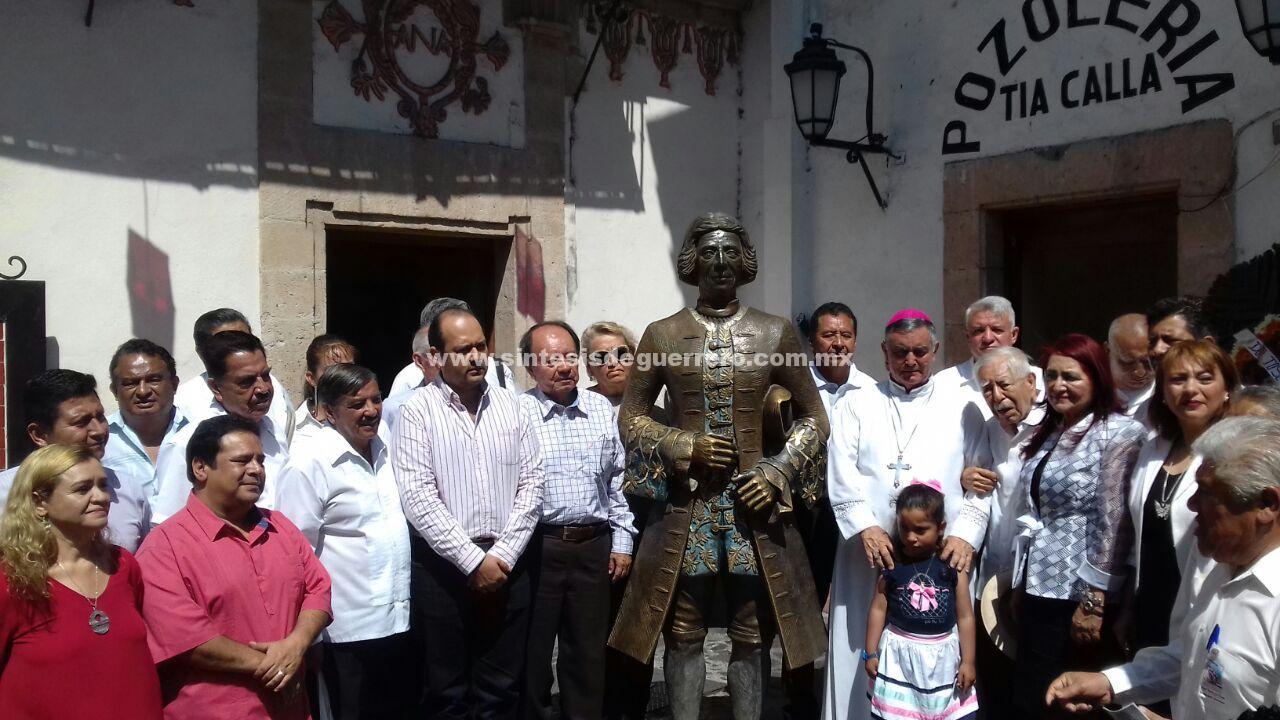 Inauguran el primer festival José de la Borda; El evento se lleva a cabo del 4 al 10 de marzo