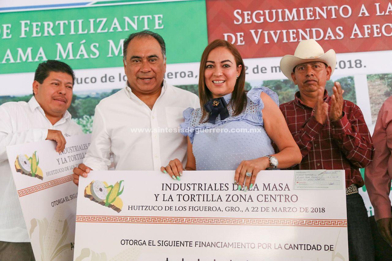Guerrero no se detiene en su reconstrucción; supervisa Héctor Astudillo acciones tras el sismo en Huitzuco