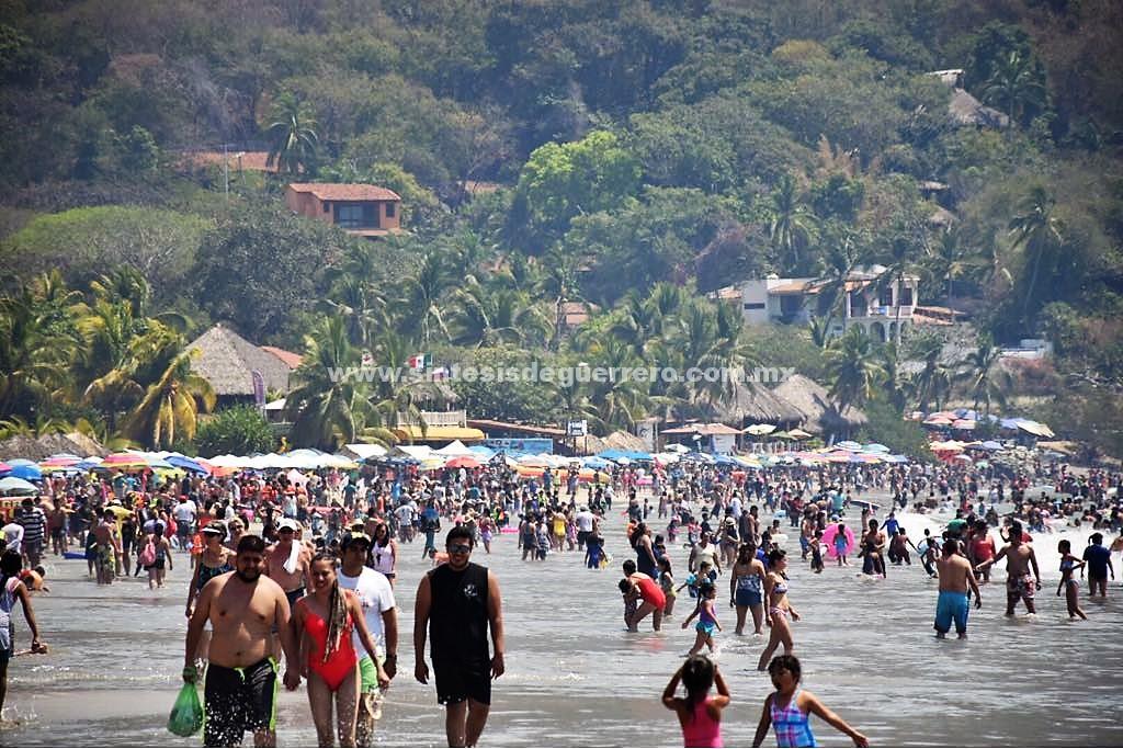 Acapulco Diamante al 97.5%, Ixtapa al 95.6 y Taxco al cien