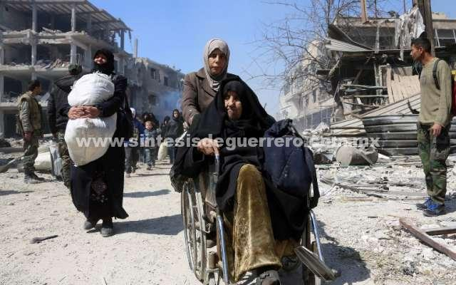 Las tropas turcas toman barrios de la ciudad siria de Afrín