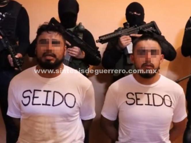 Arraigan a 12 por asesinato de agentes de la AIC
