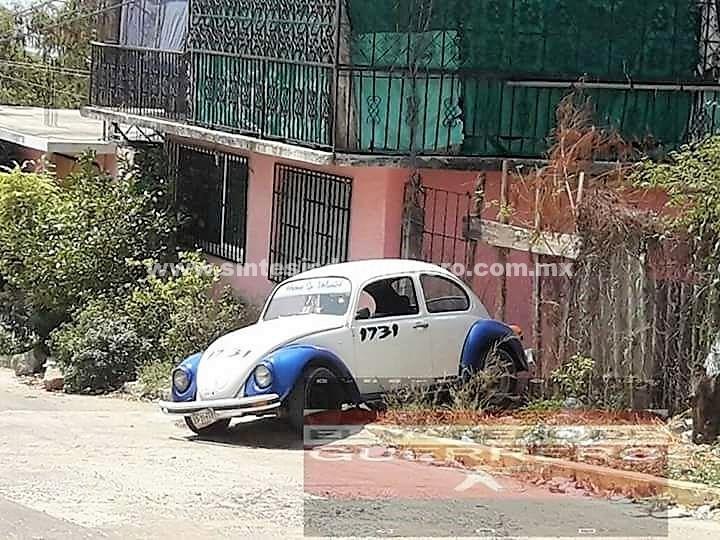 Ejecutan a taxista en colonia popular de Acapulco