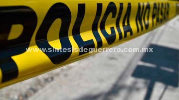 Dejan desmembrado con narco mensaje en Iguala