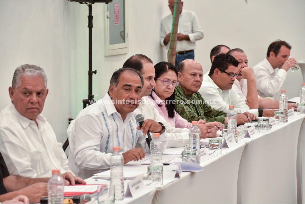 Ixtapa-Zihuatanejo se suma a las Ciudades del País donde se instala una mesa de seguridad y justicia