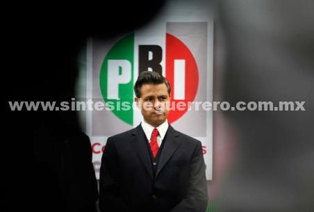 Triste fin de EPN: sin partido, sin candidato y sinmapaches