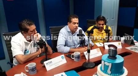 Acapulco no puede verse como un capricho personal de nadie: Ricardo Mejía Berdeja