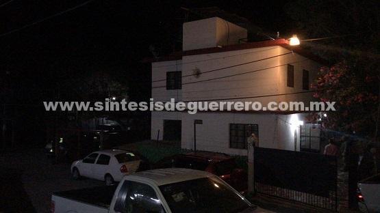 """""""Cartel del Golfo"""" entra a Taxco; amenaza a síndica y ataca casa de auxiliar de Seguridad Pública"""
