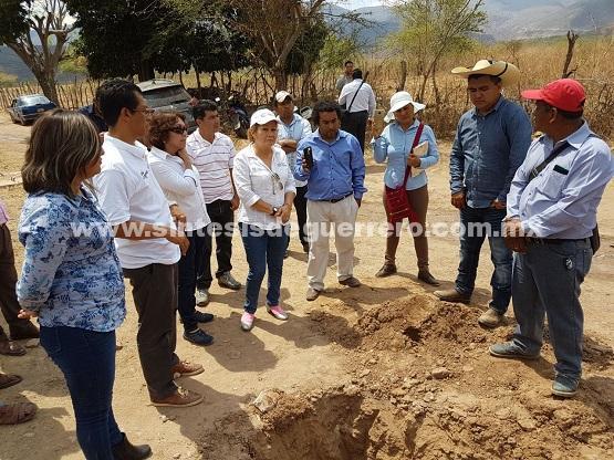 Garantiza el Gobierno del Estado el abasto de agua potable en Apango