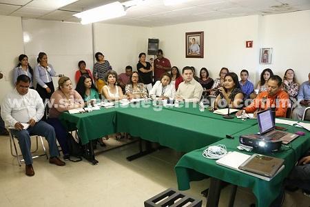 Congreso local se reunió con organismos gubernamentales para realizar una reforma integral a la Ley 553