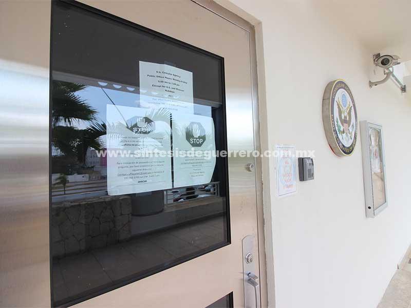 Embajada de EU emite nueva alerta de viaje a Playa del Carmen