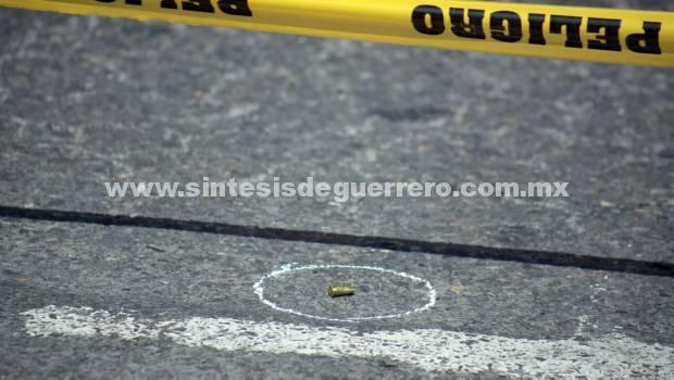 Matan de un disparo a empresario español en CDMX
