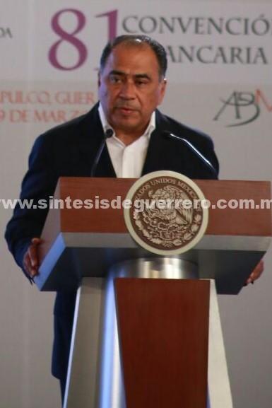 Agradece Héctor Astudillo a Enrique Peña Nieto el apoyo incondicional a Guerrero