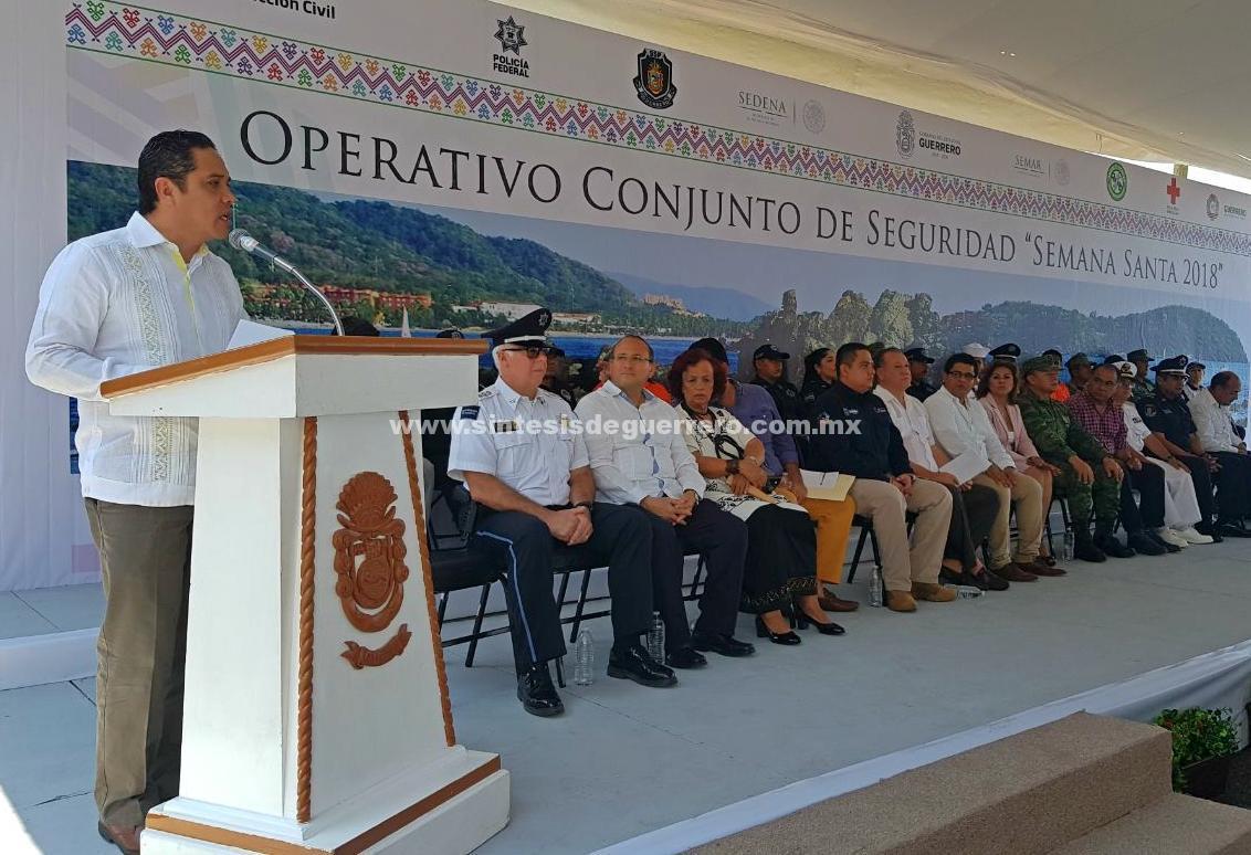 (Video) Acapulco se encuentra listo para recibir a los turistas: Evodio