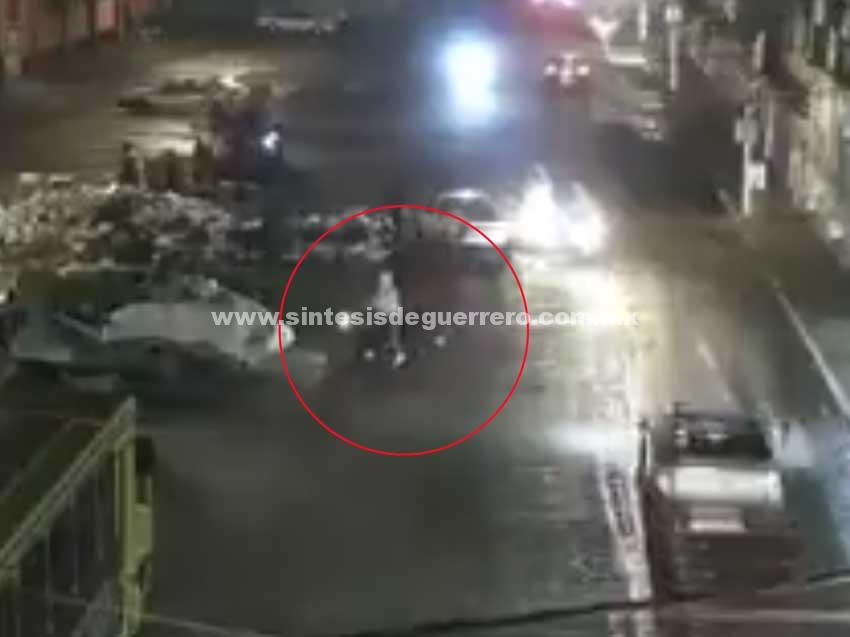 Captan ataque contra presuntos narcomenudistas en Xochimilco
