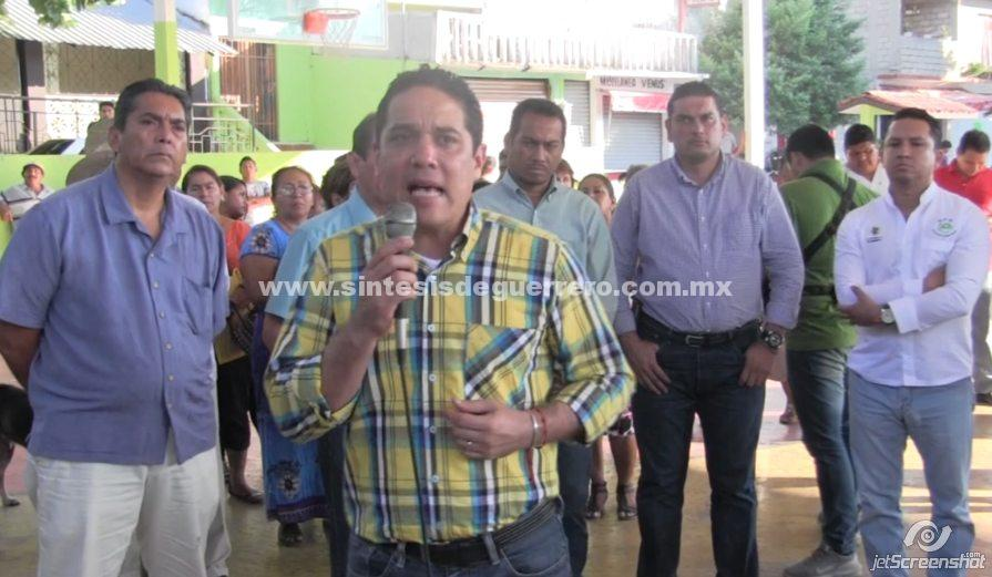 (Video) Anuncia Evodio programas para campesinos por más de 40 mdp