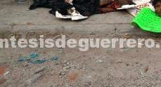 Aparece un cuerpo desmembradoa las afueras de Acapulco