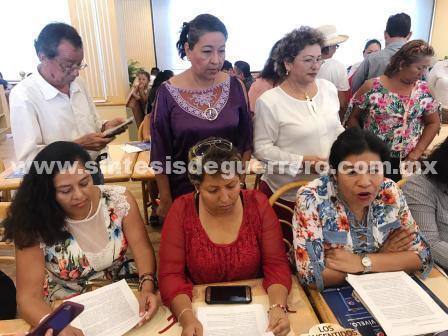Esquilman candidaturas a Mujeres de MORENA en Guerrero