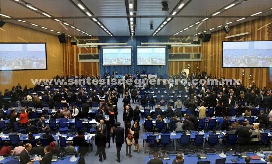 ONU destaca liderazgo internacional de México en lucha antidrogas