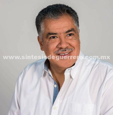 Se equivocó mi partido, el PRD, en Acapulco: dice Víctor Aguirre