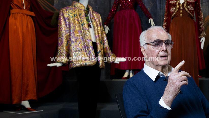 Muere el diseñador francés Givenchy