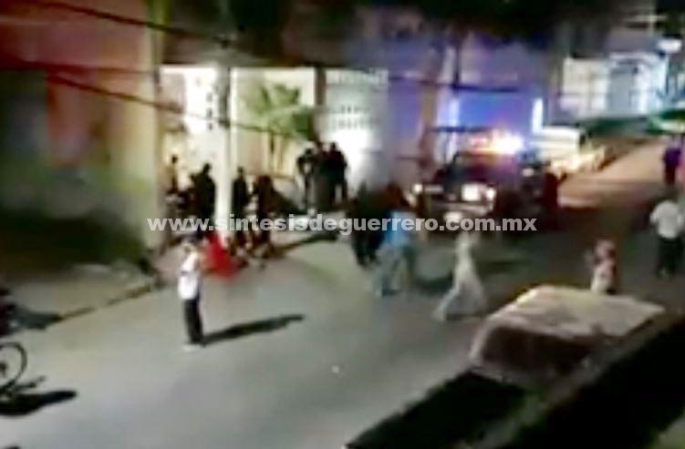Ataque en palenque de Guanajuato deja 6 muertos y 16 heridos