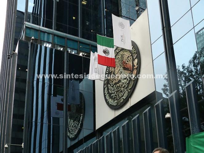 PGR rechaza acusaciones de partidos ante OEA