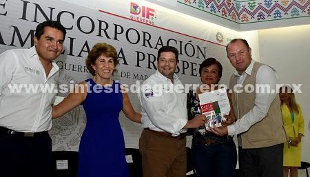 Se incorporan a prosperar más de 20 mil familias Guerrerenses: Mercedes Calvo