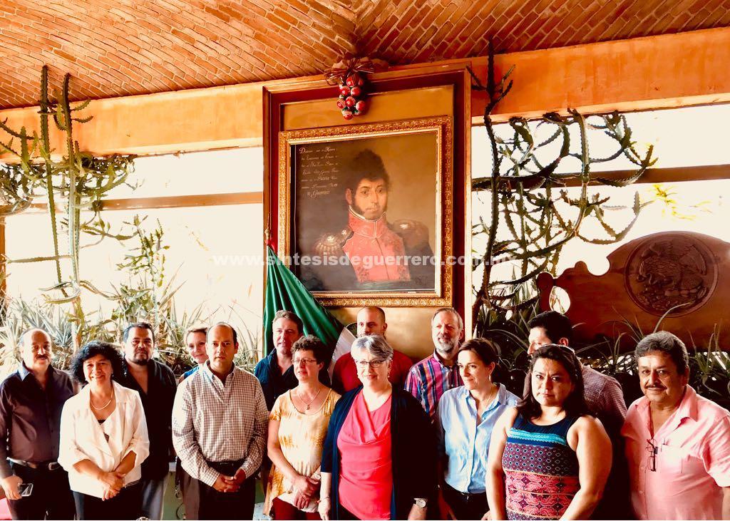 Recibe Gobierno de Guerrero a delegación Francesa en Taxco de Alarcón