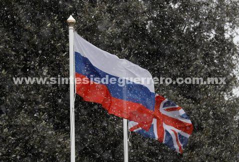Rusia ordena expulsión de 23 diplomáticos británicos
