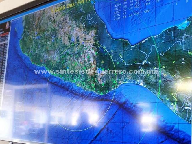 Alerta en Pinotepa Nacional por réplicas de sismo