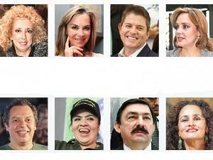 Los candidatos polémicos aparecen en todos los partidos