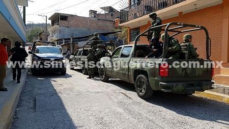 Hieren de bala a un hombre en la colonia del PRI, Chilpancingo