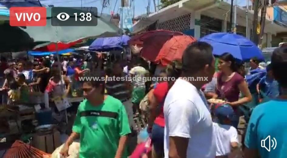 Por balacera suspenden viacrusis en Santa Cruz, Acapulco