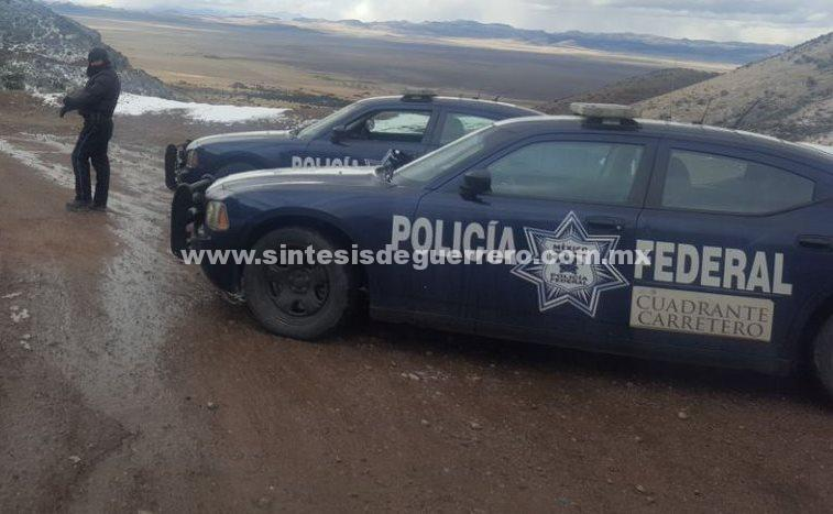 Policía Federal cuidará a candidatos presidenciales en tramos carreteros