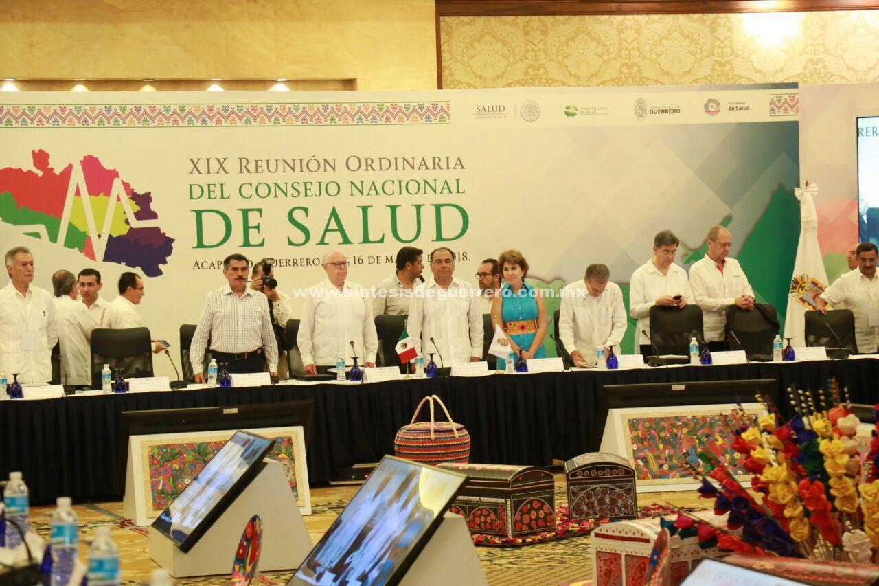 En la Actualidad, la salud en Guerrero el rubro más importante, aseguró el Gobernador Héctor Astudillo