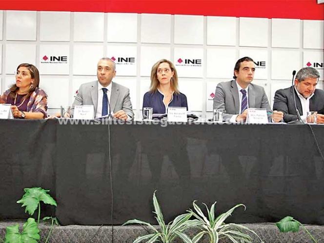 INE: independientes usan dinero irregular; propondrá abrirles procesos de oficio