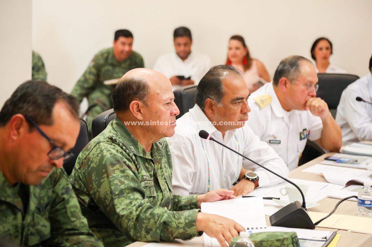 Listo el operativo para temporada vacacional de semana santa y pascua: Héctor Astudillo