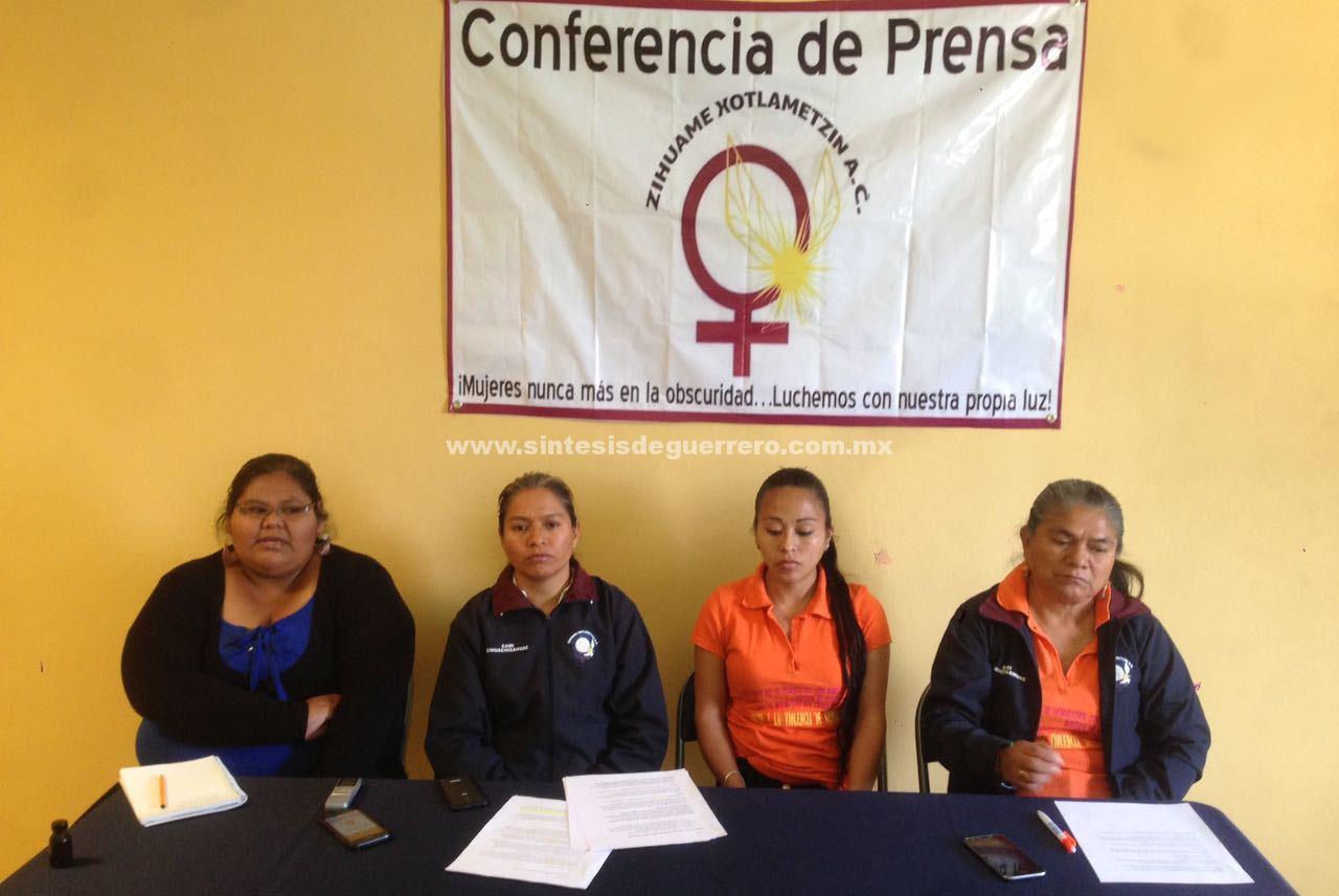 Nueve mujeres asesinadas en menos de tres meses, en Chilapa