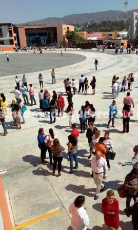 Ligero sismo entre Guerrero y Oaxaca