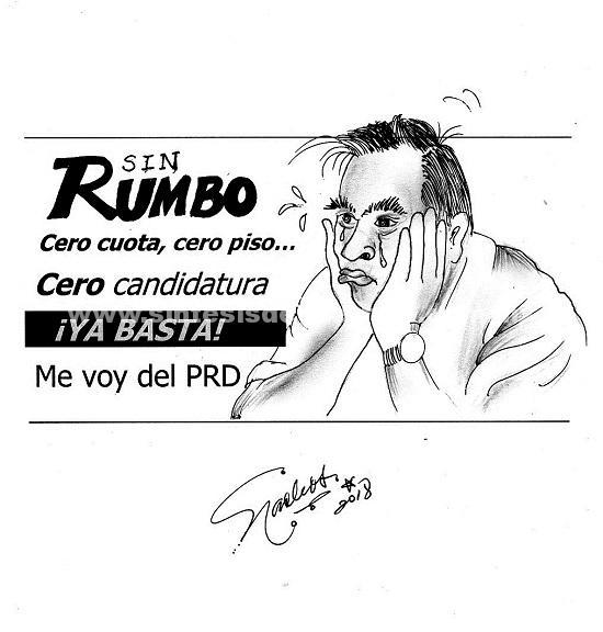 El Cartón de Nacho's: Sin Rumbo