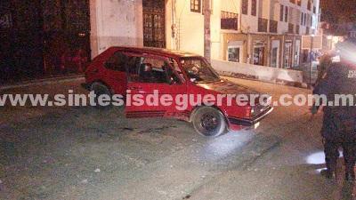 Ataque armado en Taxco deja un muerto