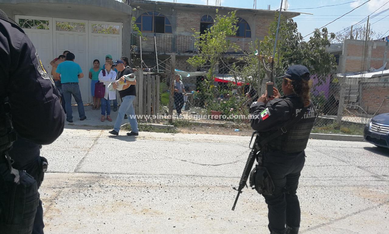 Asesinan a bebé de 7 meses durante supuesto asalto en Chilpancingo